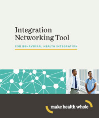 PDF Thumbnail: Integration Networking Tool For Behavioral Health Integration